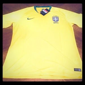 Nike Brazil World Cup Home Jersey